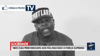 Nice Zulu pede desculpa aos fãs, mas não a Força Suprema