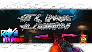 2 Minute Tutorials▪Get and Upgrade Crossbows!▪Rave In The Redwoods