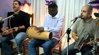 Grupo Ki-Benção( Samba Gospel) - Grande é o Senhor mui Digno de Louvor