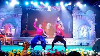 Prabhu&Puja(Noopur Dance Academy),choreographer -Mr. Muna, contact no. 7809120776