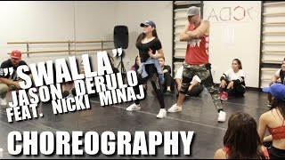 """SWALLA"" by Jason Derulo feat. Nicki Minaj // choreography"