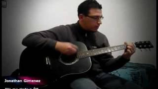 "Himno ""Yo me rindo a El"" por Jonathan Gimenez ( música gospel, música cristiana de adoración)"