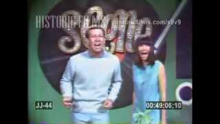 Dick & Dee Dee sing The Mountains High - color live film (1961)