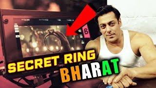 BHARAT ON LOCATION | SECRET RING MYSTERY | CIRCUS | Salman Khan | Katrina Kaif