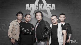 Angkasa - Dingin (Official Video Lyrics NAGASWARA) #lyrics