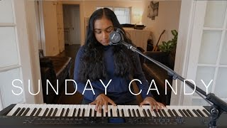 Chance The Rapper - Donnie Trumpet & The Social Experiment - Sunday Candy | Cover