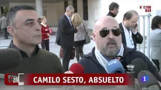 Camilo Sesto, absuelto TVE 26-01-2015