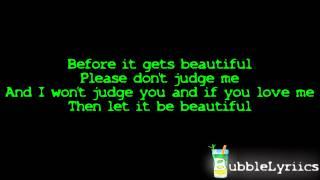 Chris Brown - Don't Judge Me [Official Lyrics Video   HD/HQ]