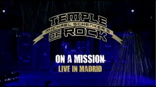 Michael Schenker`s Temple Of Rock - On A Mission | Live in Madrid (Official Trailer)