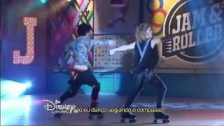 """Soy Luna - Ramiro y Yam bailan  """"Cuando Bailo"""""""