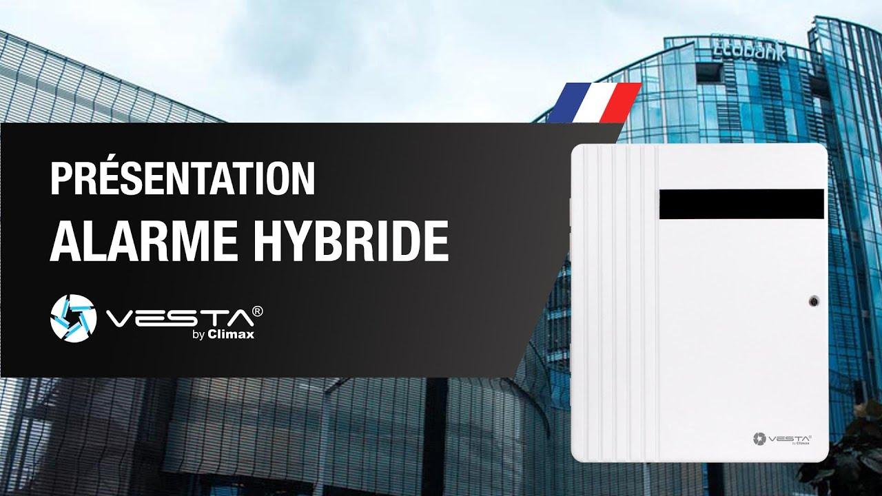 Présentation du Système d'Alarme Hybride VESTA
