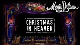 Monty Python - Christmas In Heaven (Official Lyric Video)