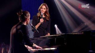 """Ophélie Meunier et Julien Doré chantent """"Que reste-t-il de nos amours ?"""""""