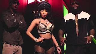 Rick Ross- You Da Boss (Remix) Ft. Nicki Minaj, Meek Mill (SNIPPET)