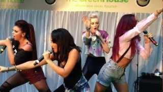 Little Mix - DNA - Live 19/10/12