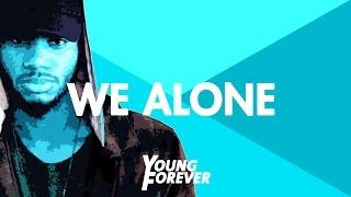 "FREE BEAT / Bryson Tiller x Drake x Quavo Type Beat - ""WE ALONE"" / Trap Beat / Rap Instrumental 2017"