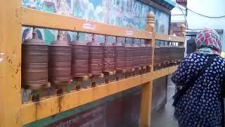 Nepal Stupa dua tekeri..om mani padme hum