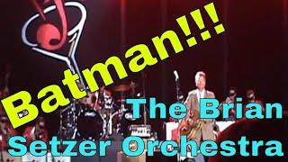Brian Setzer Orchestra - Batman Theme
