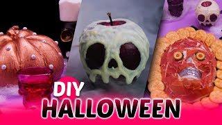 Ideas geniales para este #Halloween | DIY | Hacks