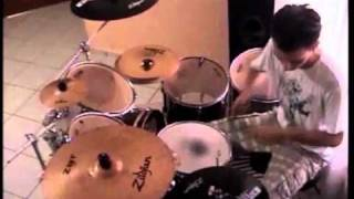 Elefante - Sabor a Chocolate (Cover Drums)