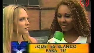 """Onda Vaselina - Grabación del video """"No Es Obsesión"""" (En Medio Del Espectáculo, 1999)"""