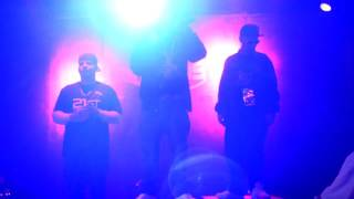 Riddla on the Roof SPM ft Rasheed with Jay Mex & E-Vile