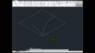 Costruire una Volta a Vela (Ribbed Vault) con Autocad - Video Tutorial