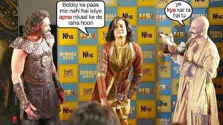 Riteish Deshmukh,Akshay Kumar & Bobby Deol's BEST Fμηηy-N-Hilarious Moments At HF4 Trailer Launch