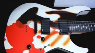 LTD Metallica Kill 'Em All guitar unboxing - Neogeofanatic