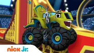 Blaze and the Monster Machines Latinoamérica | Conoce a Zeg | Nick Jr.