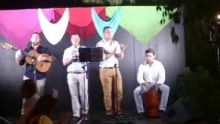 GRUPO SALVIA NUEVA, EN LA VELA DE LA O (30-06-2013) - 1