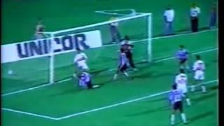 [Grêmio História TV] - São Paulo 1 x 1 Grêmio - Copa do Brasil 1995