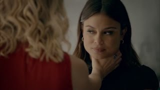 The Vampire Diaries: 8x08 - Caroline finds out Sybil is a history teacher [HD]