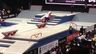 Street League - LUAN OLIVEIRA - 2015 NEW JERSEY - Run