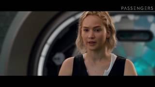 Passengers Official  Event  Trailer 2016 Jennifer Lawrence HD