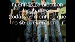 noots - sum 41(letra subtitulada al español)
