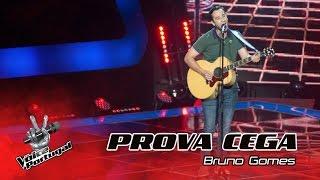 "Bruno Gomes - ""Roadhouse Blues"" | Provas Cegas | The Voice Portugal"