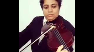 Dose de Pitu, violin, funk live. MC,S Nandinho &Nego Bam.