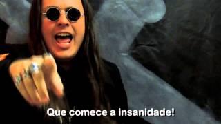 Ozzmozzy Ozzy Cover - Convite Extrema Moto Fest
