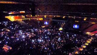 Linkin Park Live Johannesburg - Leave out all the Rest (Shadow of a day Iridescent)