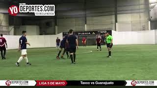 Taxco vs. Guanajuato Semifinal Liga 5 de Mayo