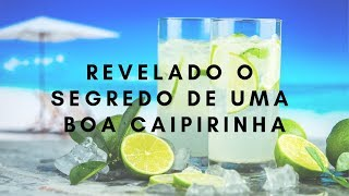?A Verdadeira cAiPiRiNhA Brasileira {BEM SIMPLES} | por Valtair Mostra