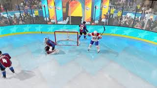 NHL18  Dekes highligts montage.