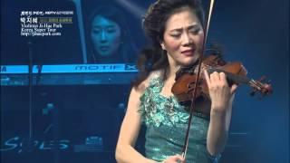 Vivaldi Winter1 Rock version JEJU Violinist Ji-Hae Park JHP -바이올리니스트 박지혜