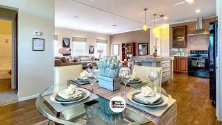 Palm Harbor Homes Summer Breeze IV Manufactured Home Tour - Florida