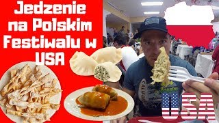 Jak smakuje jedzenie na Polskim Festiwalu w Kalifornii?