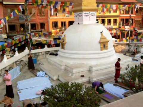 Nepal Bouddhanath 3