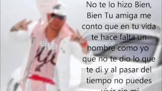 Baby Rasta Y Gringo - Me Niegas ( LETRA )