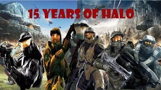 15 years of Halo tribute