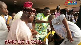 Saheed Osupa finally drop another mind blowing video from the hip Fuji album
